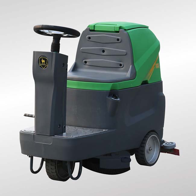 Electric Auto Scrubber