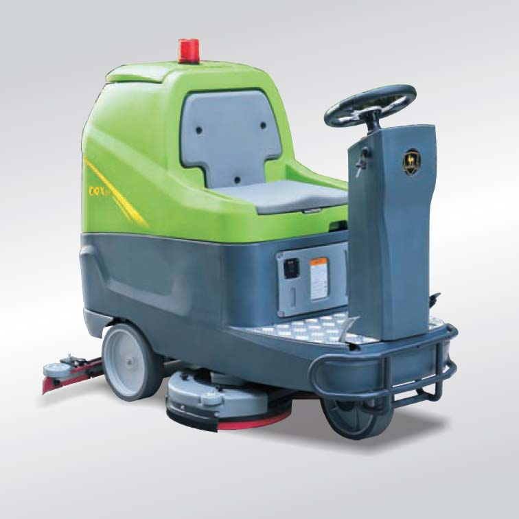 electric scrubber for floors