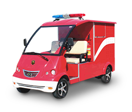 Electric Fire Fighting Truck