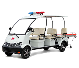 Electric Ambulance Cart