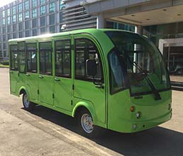 electric enclosed people mover