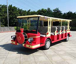 Electric Sightseeing Bus DN-23B