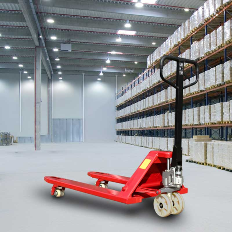 Hand Pallet Truck with BF Type Hydraulic Pump