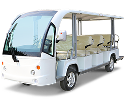 Electric Shuttle Bus DN-14F-9